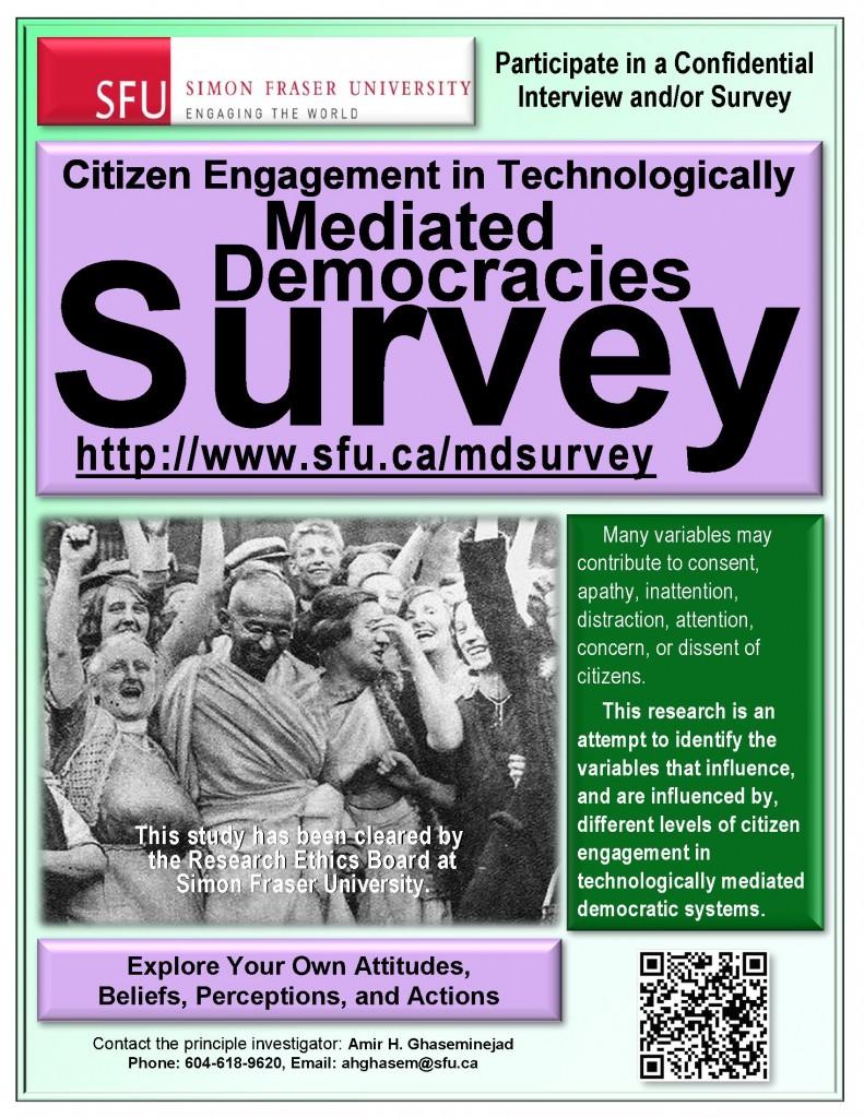 Poster-MediatedDemocracySurvey